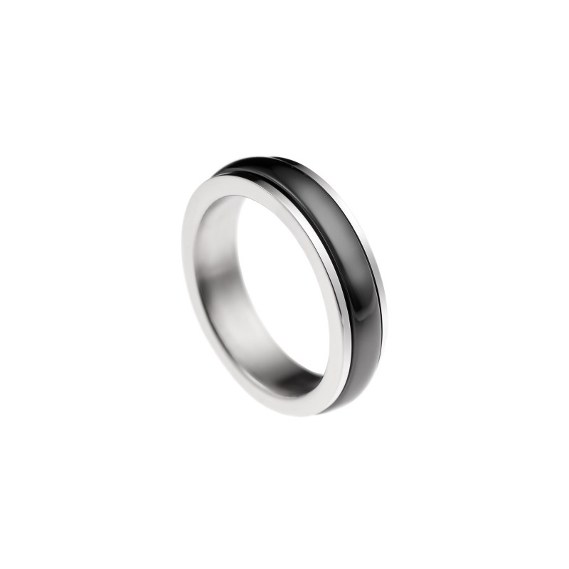"Bague Jonc Prestige ""PURE CERAMIC"""