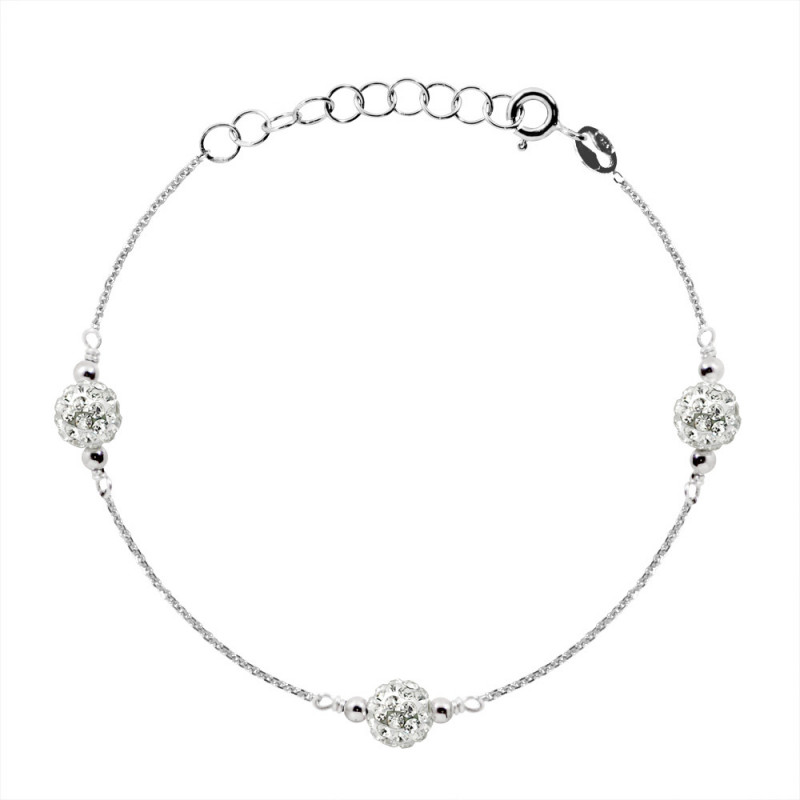 Bracelet argent JUNE