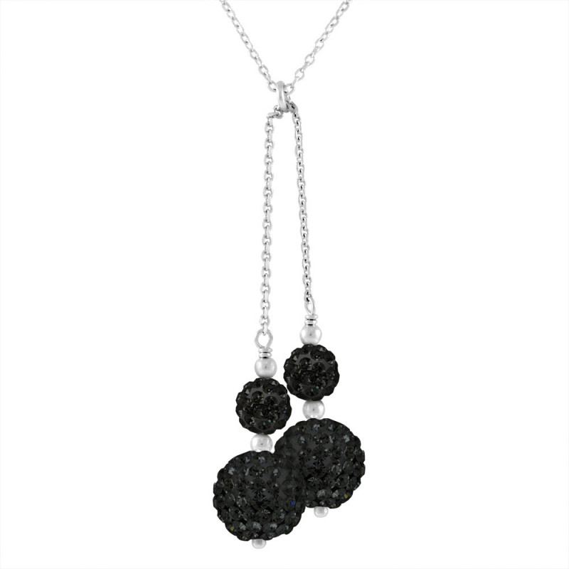 Collier argent PENNY