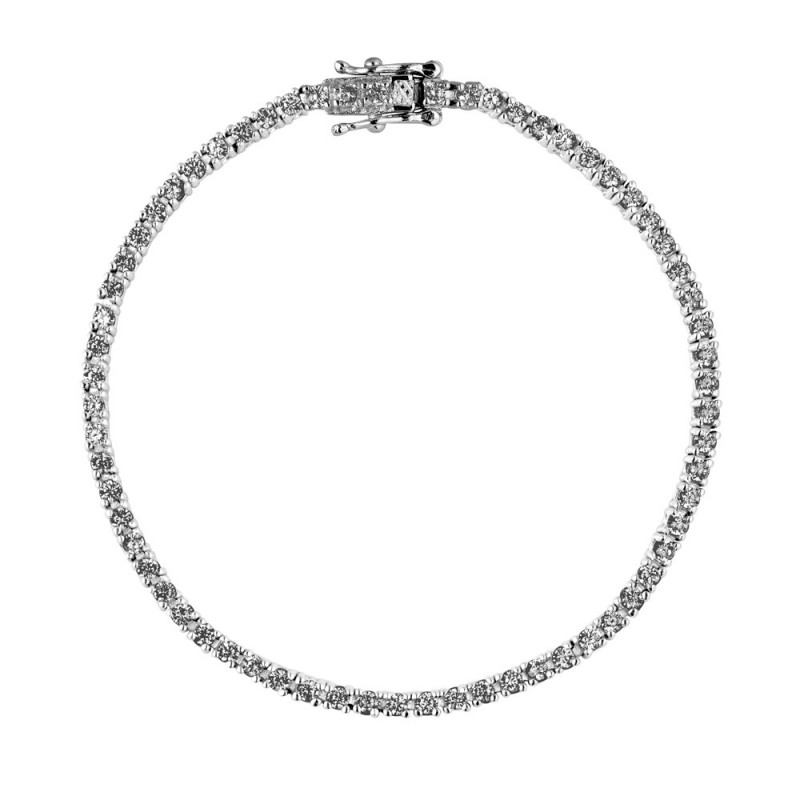 Bracelet argent PRINCESSA