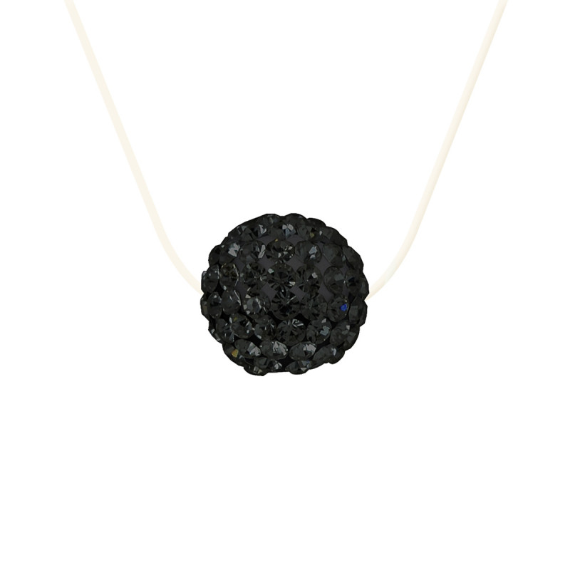 Collier argent LORNA